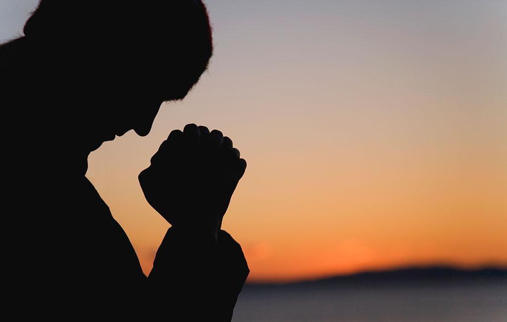 祈祷 勇敢地成长