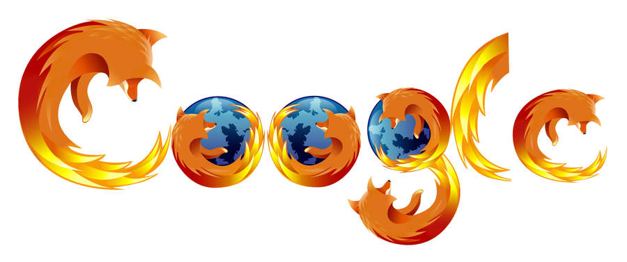 Google-Firefox-Logo