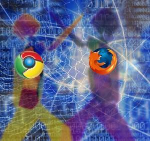 Mozilla-Google-war